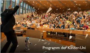 08.11.2017: Kinder-Uni an der HSG