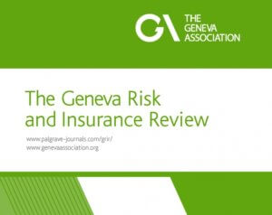 15.12.2017: Hato Schmeiser Associate Editor of «The Geneva Risk and Insurance Review» (GRIR)