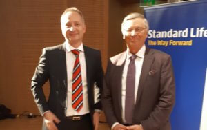 15.03.2018: Podiumsdiskussion bei Standard Life in Berlin