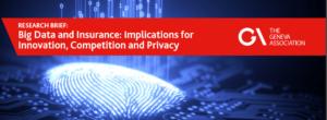 "09.04.2018: Studie der Geneva Association ""Big Data and Insurance"""