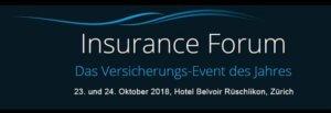 23. / 24.10.2018: Prof. Dr. Hato Schmeiser moderiert das Insurance Forum