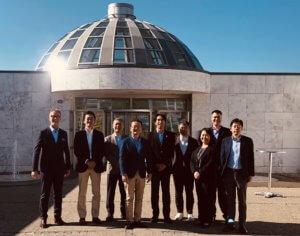 15.10.2018: Japan Post Insurance und IBM Japan zu Gast am I.VW-HSG