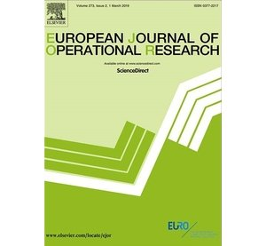 23.11.2018: Editorial Board des European Journal of Operational Research