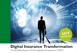 26.03.2019: Start des neuen CAS Digital Insurance Transformation