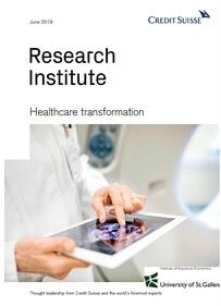 15.08.2019: Studie «Health Transformation» mit Credit Suisse